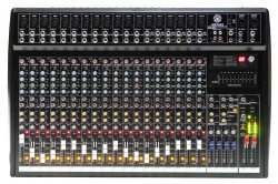 Topp Pro - 11 Mono 6 Stereo 24 Kanal Deck Mikser