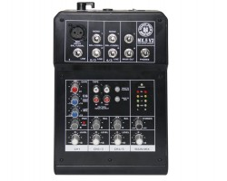 Topp Pro - 1 Mono 2 Stereo 5 Kanal Deck Mikser