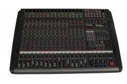 Westa - 16CH 2X700 Watt Power Mikser