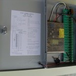 Mervesan - 16 Port Çıkışlı 12 VDC 10Amper / Akü Şarj