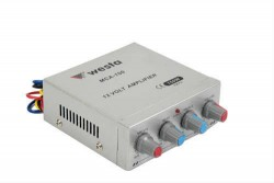 Westa - 100 Watt 12V/220V Pazarcı Amfisi
