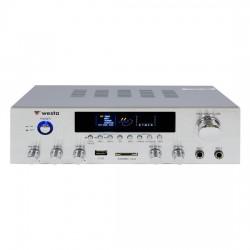 Westa - 2x16 Watt USB Okuyuculu Dijital Stereo Amfi