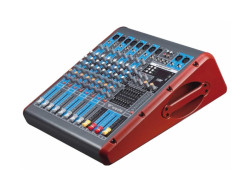 Westa - 2x350 Watt 32 DSP Efekt & MP3 Power Mixer