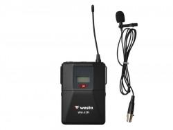 Westa - UHF Yaka Mikrafonu (WM-475 ile birlikte çalışır.)