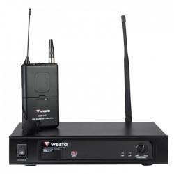 Westa - UHF 1 Yakal Telsiz Mikrofon