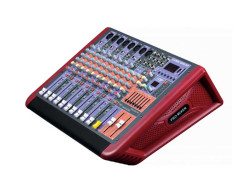 Westa - 2x250 Watt 32 DSP Efekt & MP3 Power Mixer