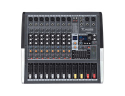 Westa - 2x300 Watt 32 DSP Efekt & MP3 Power Mixer