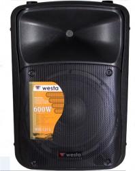 Westa - 15 inç 38cm 2 Yollu 800 Watt Pasif Kabin Hoparlör