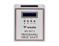 Westa - Usb Girişli Akıllı Okul Saati